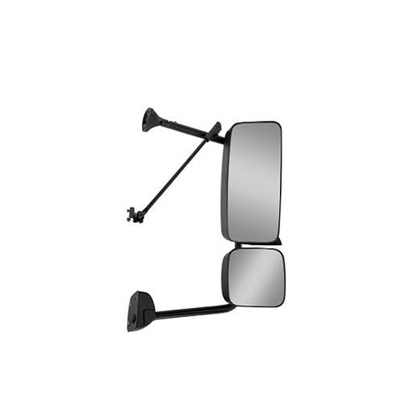 Espelho Retrovisor Mb Axor Atego Até 2012 Elétrico Com Desembaçador E Auxiliar