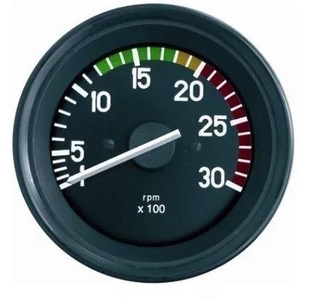 Relógio Contagiro Scania L111 Jacaré - 3000 Rpm