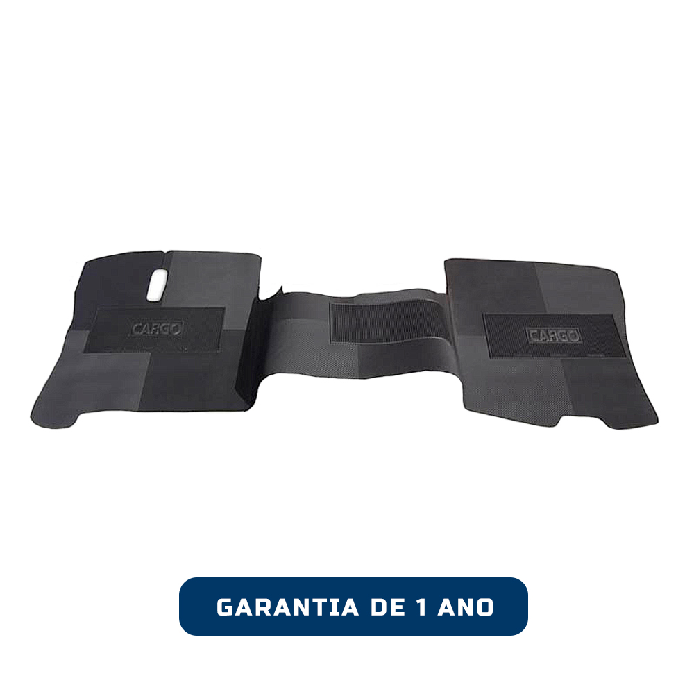 Tapete Ford Cargo Até 2012 (Cabine Antiga) Emborrachado