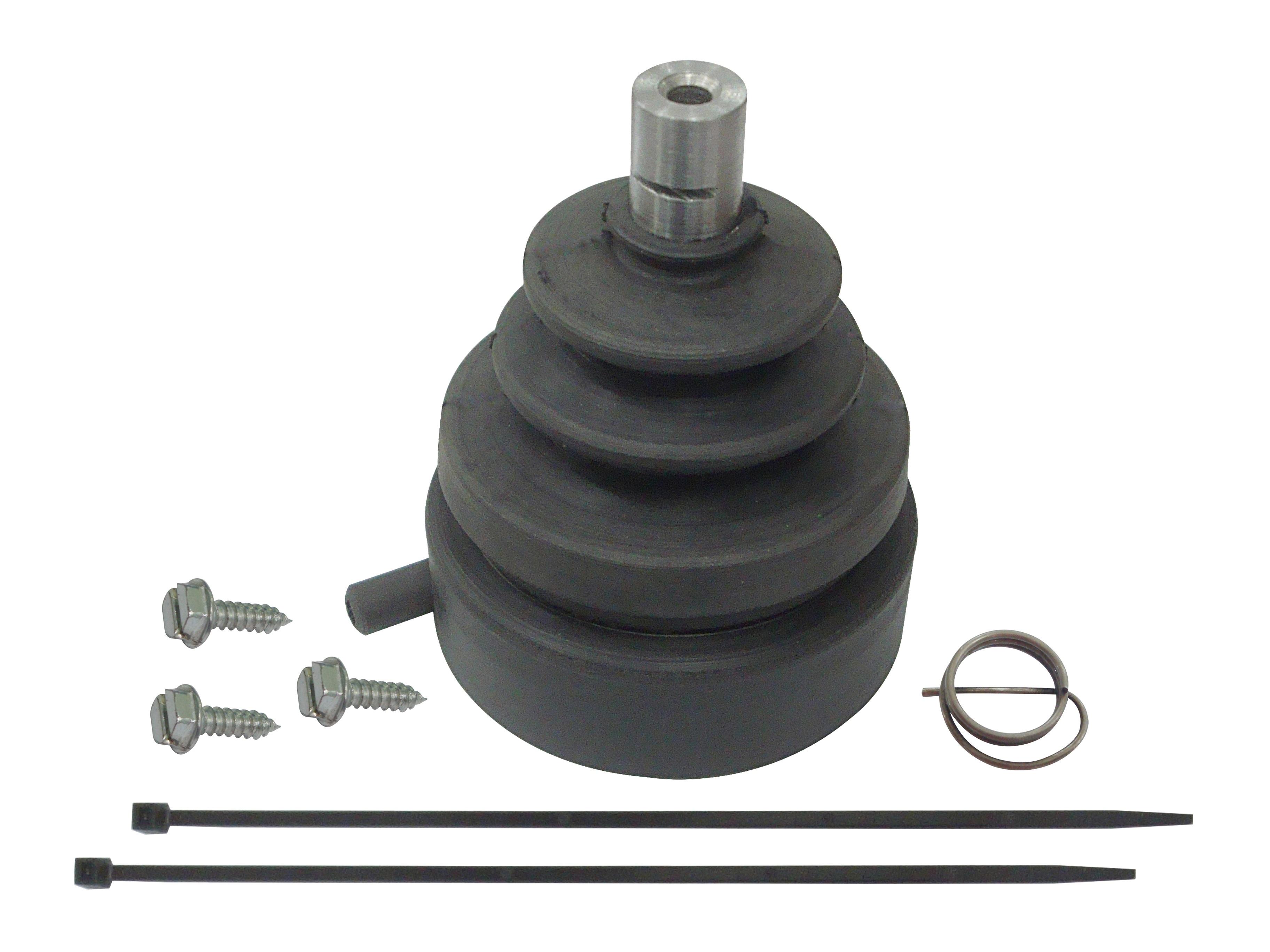 Válvula Cápsula Vácuo Tração Dianteira S10 Blazer 4x4 de 1998 a 2011