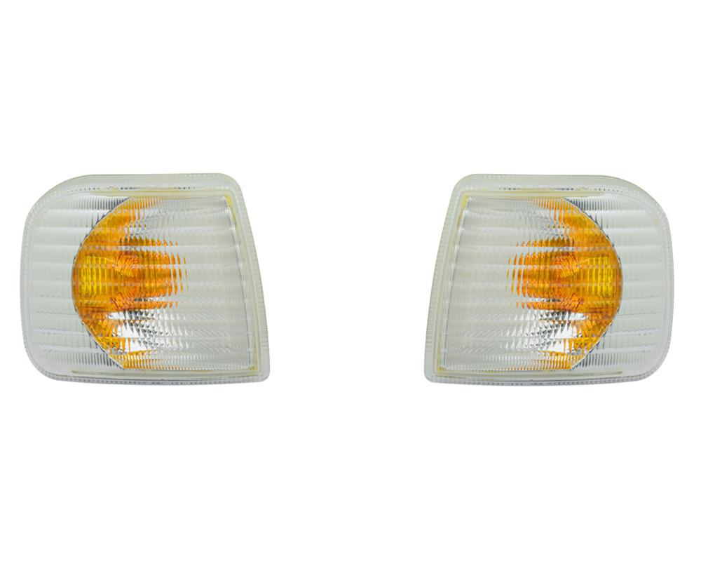 Lanterna Seta Volvo Vm Traçado Canavieiro - Dianteira (Par)