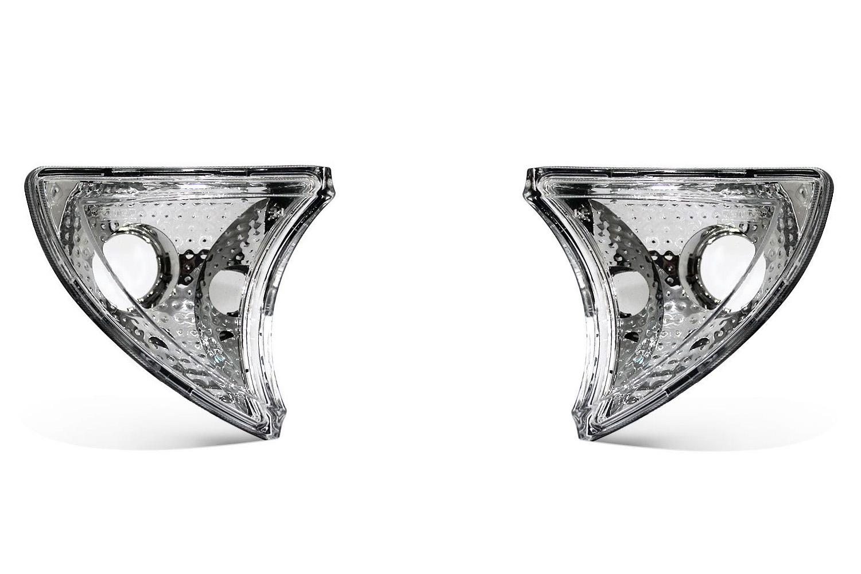Lanterna Seta Iveco Tector Cursor Stralis De 2008 Em Diante Cristal - Par