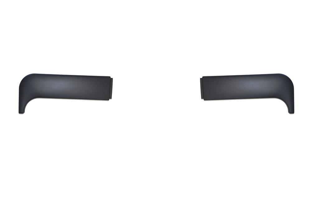 Acabamento Superior Porta Espelho Retrovisor Volvo Vm - Par