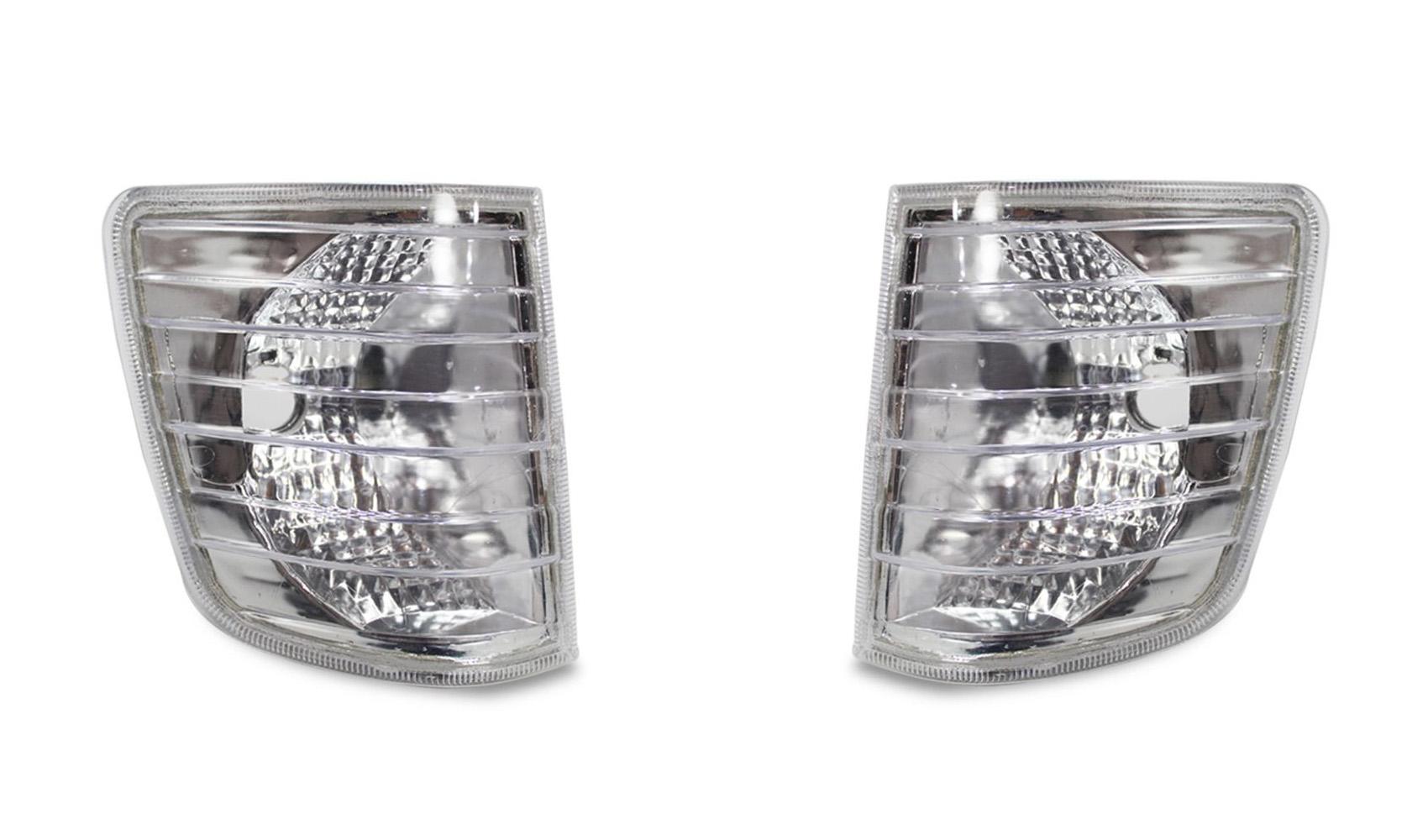 Lanterna Seta Mb 1214 1418 1618 1620 1630 1634 1935 1938 1941 Bicudo - Esportiva Cristal (Par)