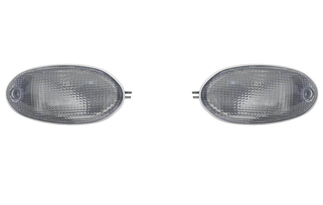 Lanterna Quebra Sol Iveco Stralis Tector Vertis - Par