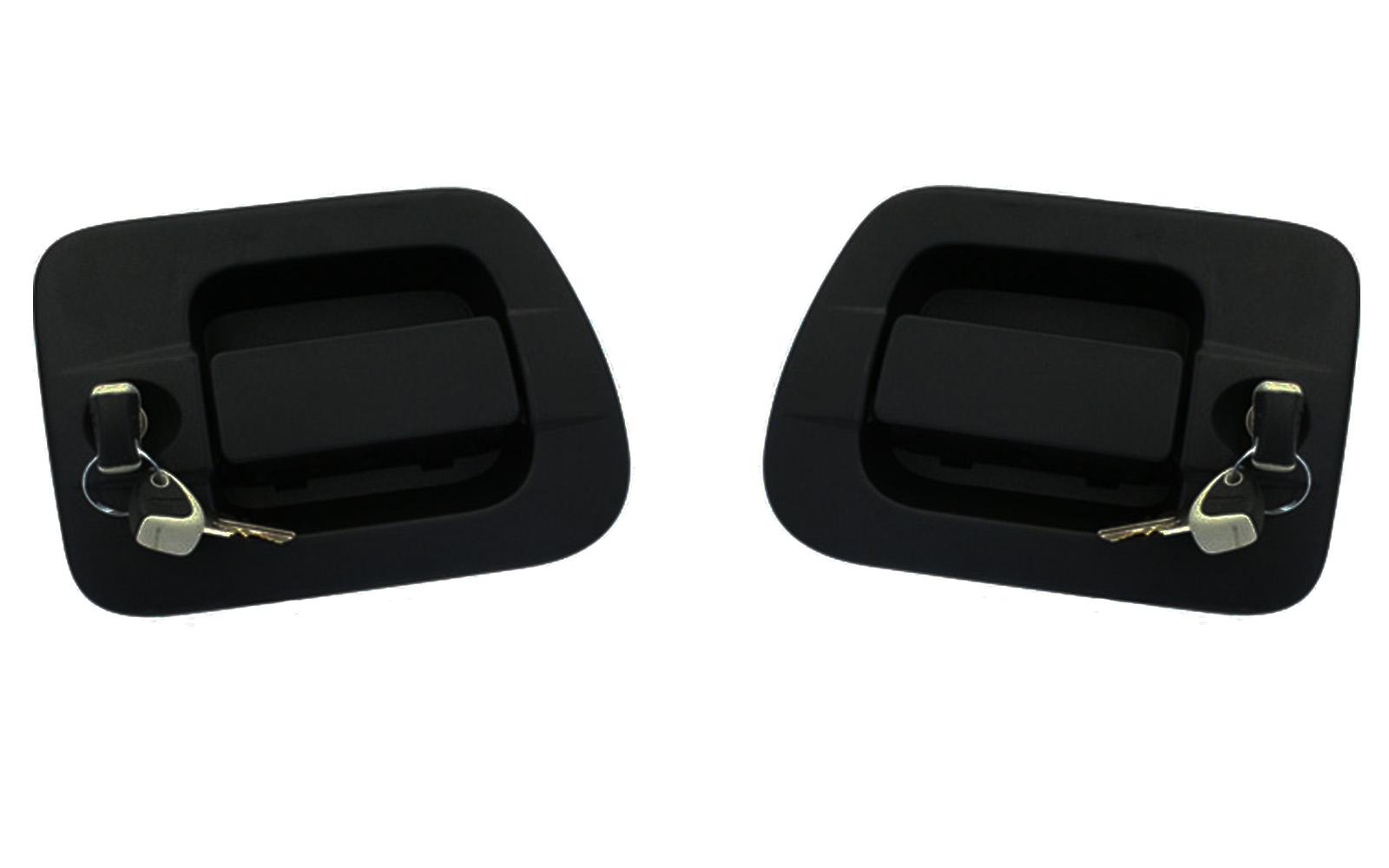 Maçaneta Porta Iveco Tector Cursor Stralis - Externa (Par)