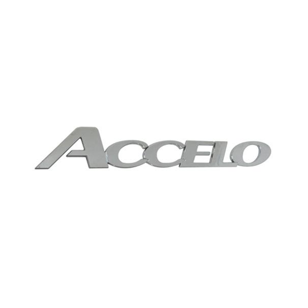 Emblema Mb Accelo Cromado