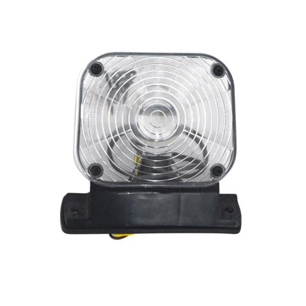 Lanterna Seta Ford Cargo Até 2012 (Cabine Antiga) Cristal - Lateral Coluna