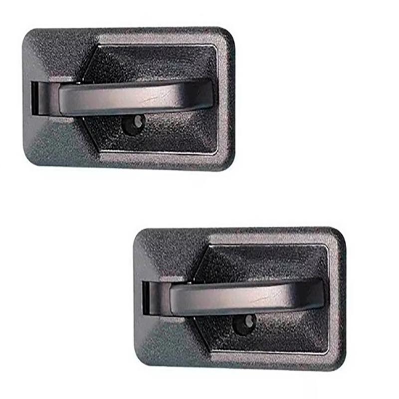 Maçaneta Porta Ford Cargo Até 2012 (Cabine Antiga) - Interna (Par)