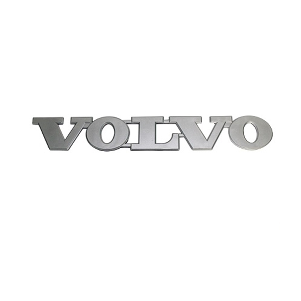 Emblema Volvo Lateral Capô Volvo Nl Edc