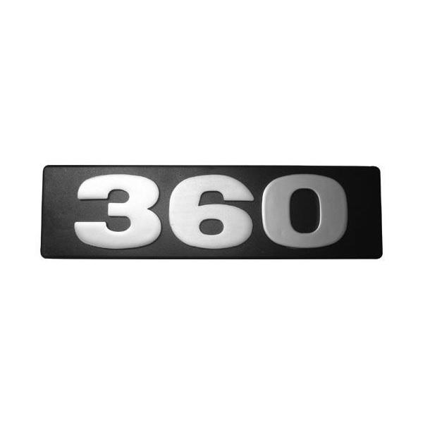 Emblema Scania 360