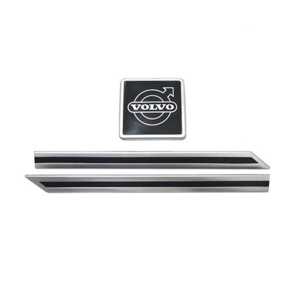 Emblema Grade Volvo Nl Edc Transversal