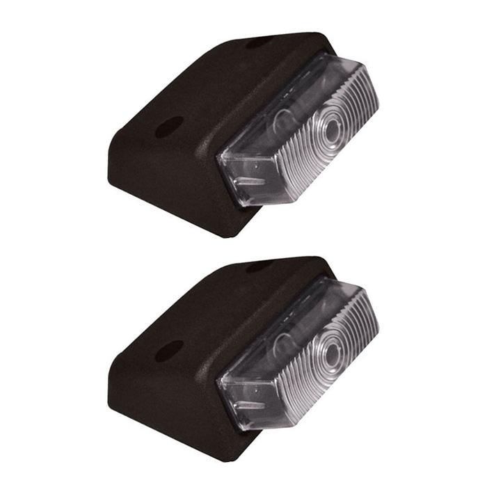 Lanterna Teto Quebra Sol Caminhão Vw (Exceto Constellation) - Par
