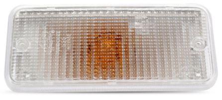 Lanterna Seta Caminhão Vw (Exceto Constellation) - Dianteira Cristal