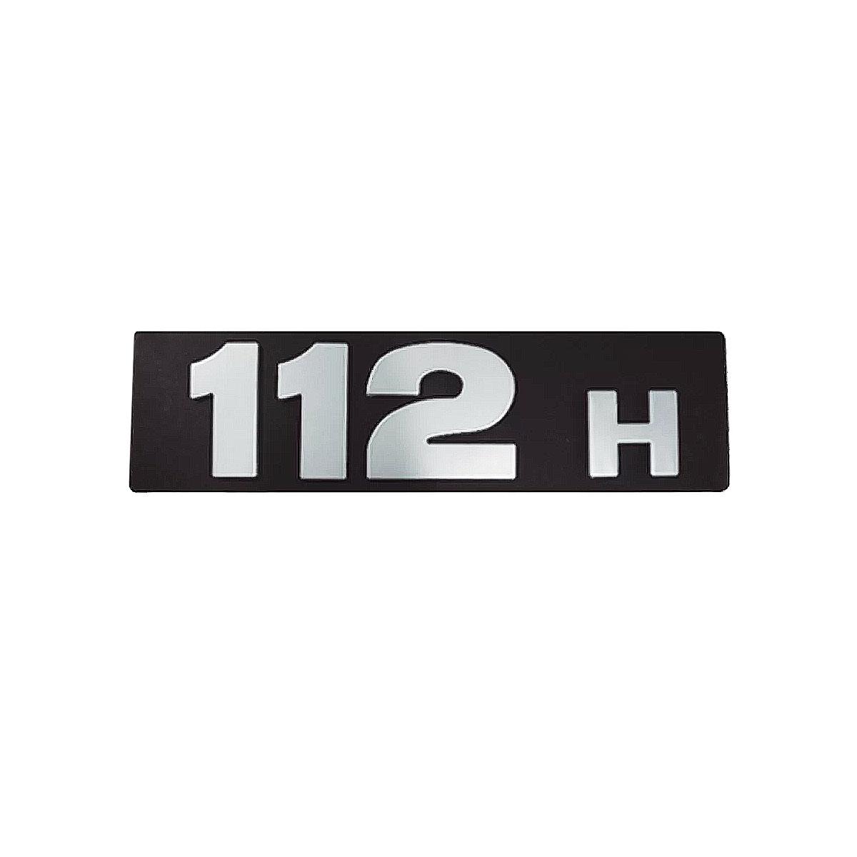 Emblema Scania 112H