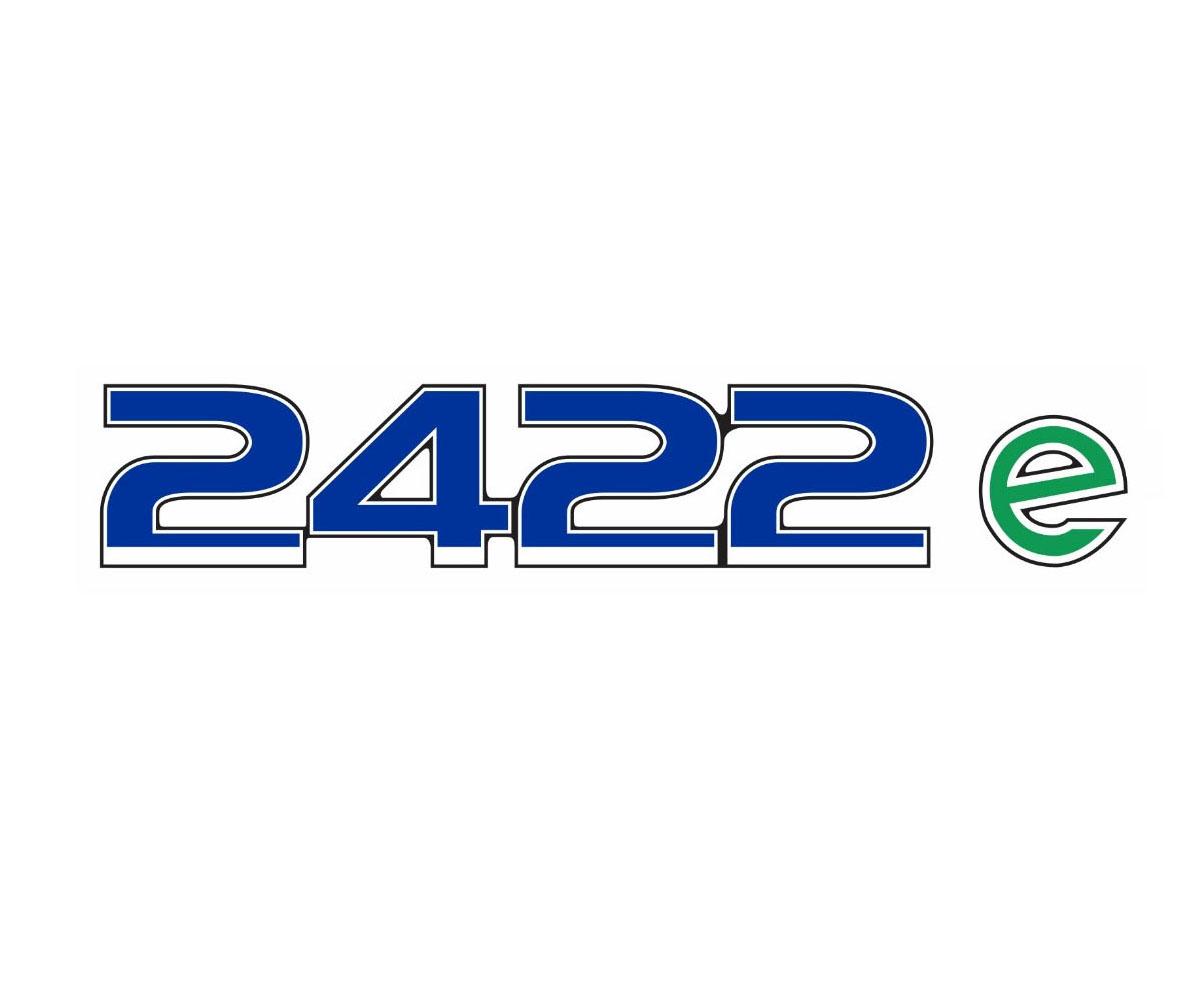 Emblema Ford Cargo 2422E