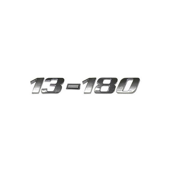 Emblema 13180 Vw Constellation Cromado