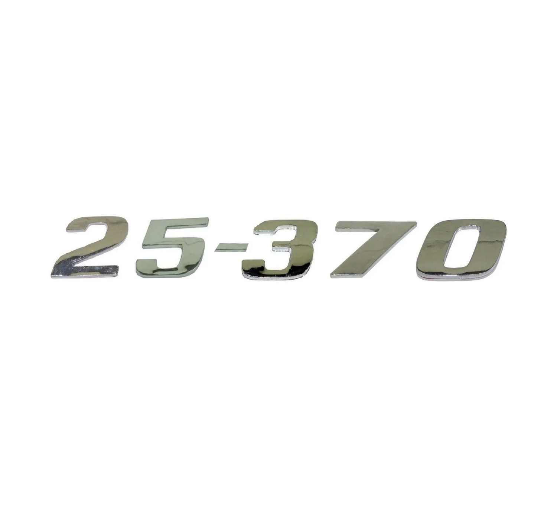 Emblema 25370 Vw Constellation Cromado