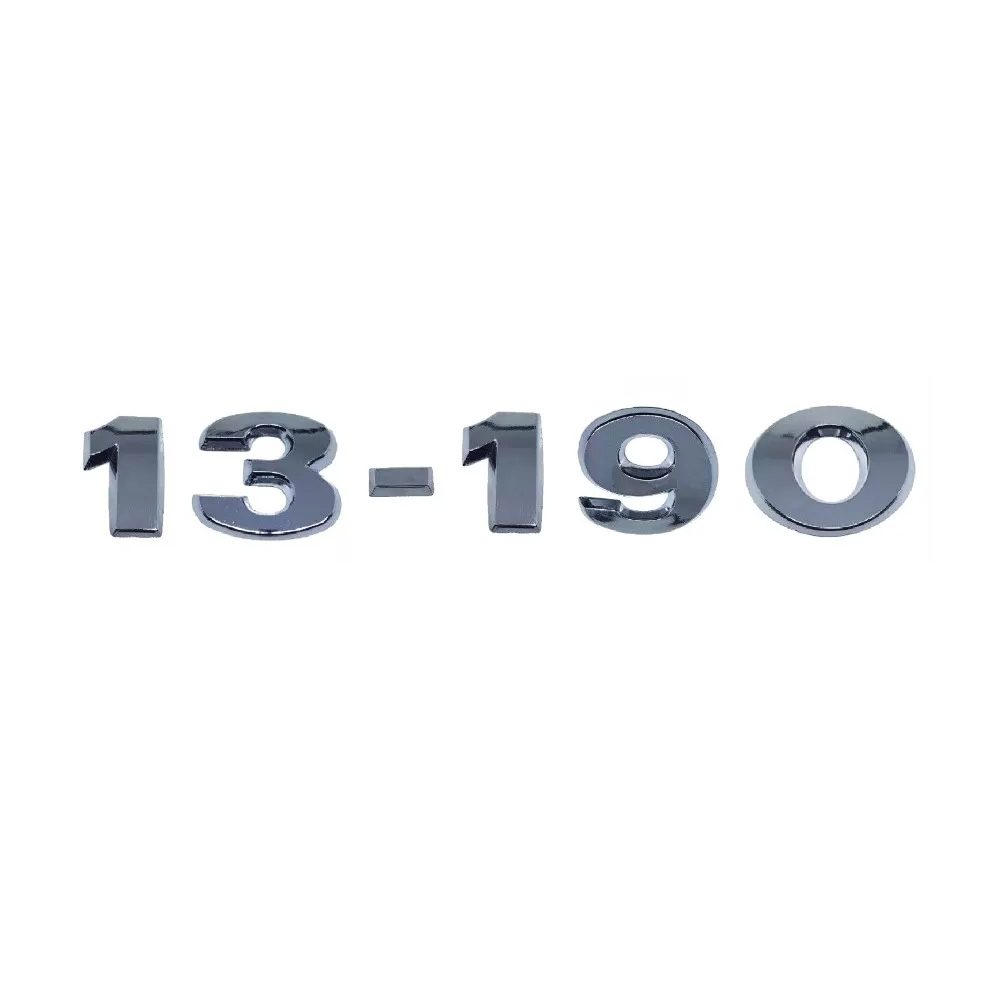 Emblema 13190 Vw Constellation Cromado