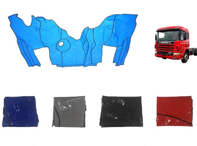 Tapete Scania P94 (Cabine Pequena) Até 2007 - Com Capô