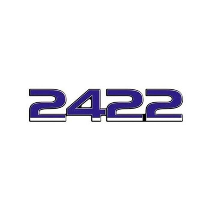 Emblema Ford Cargo 2422