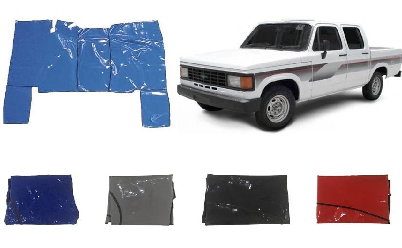 Tapete Chevrolet D40