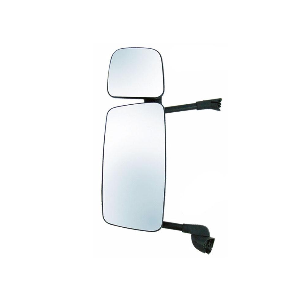 Espelho Retrovisor Scania Série 5 De 2010 Em Diante Manual Sem Desembaçador