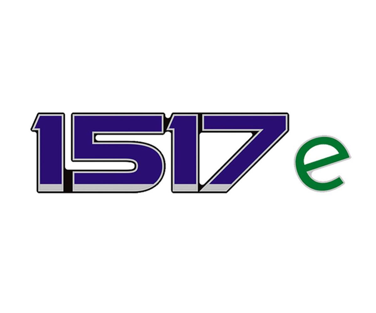 Emblema Ford Cargo 1517E