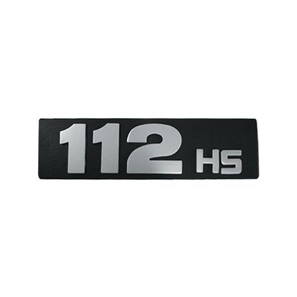 Emblema Scania 112Hs
