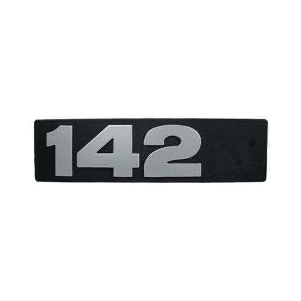 Emblema 142 Da Scania R T 112
