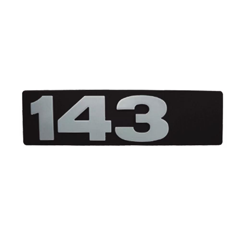 Emblema Scania 143