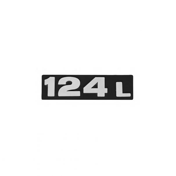 Emblema 124L Da Scania R T 124