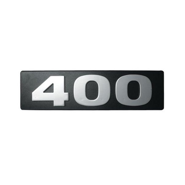 Emblema Scania 400