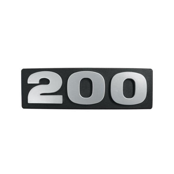 Emblema 200 Da Scania P R T 94 114 124