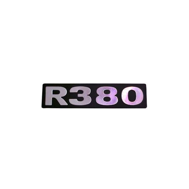 Emblema Scania R380