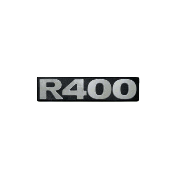 Emblema Scania R400
