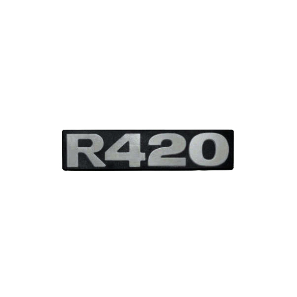 Emblema Scania R420