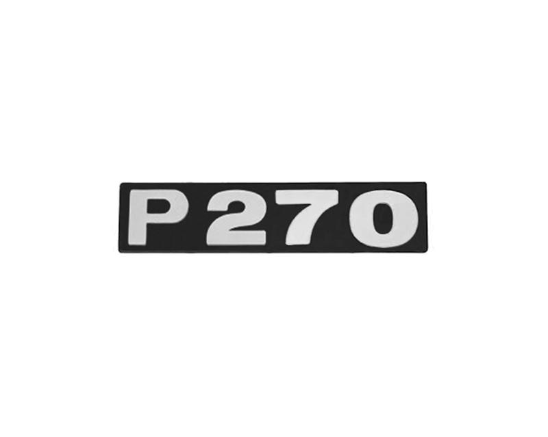 Emblema Scania P270