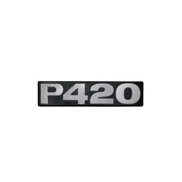 Emblema Scania P420
