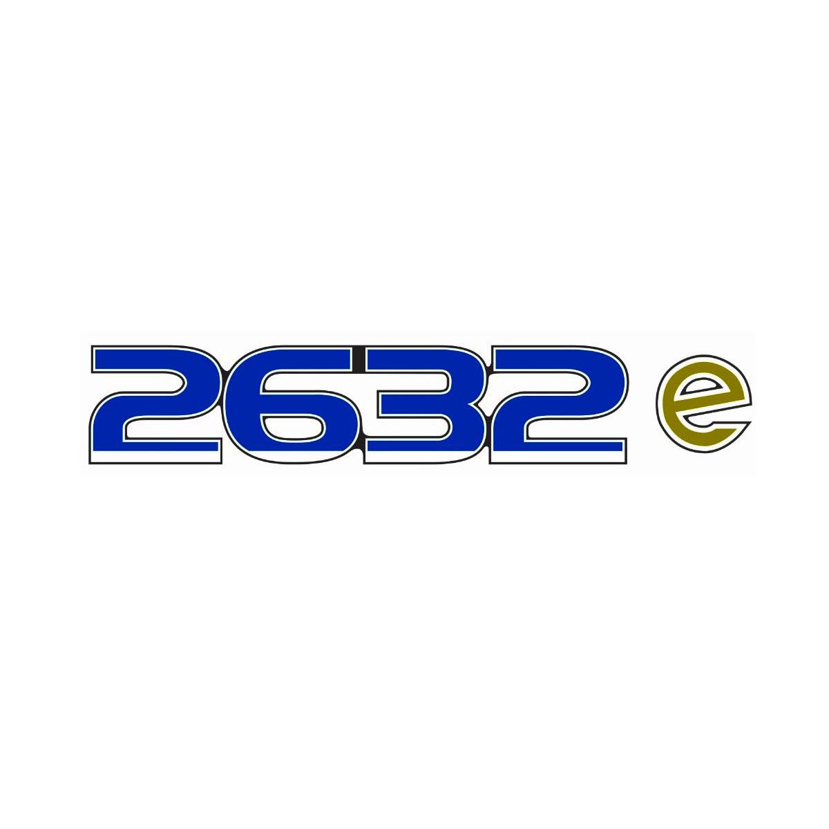 Emblema Ford Cargo 2632E
