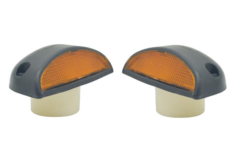 Lanterna Seta Volvo Vm - Lateral Estribo (Par)