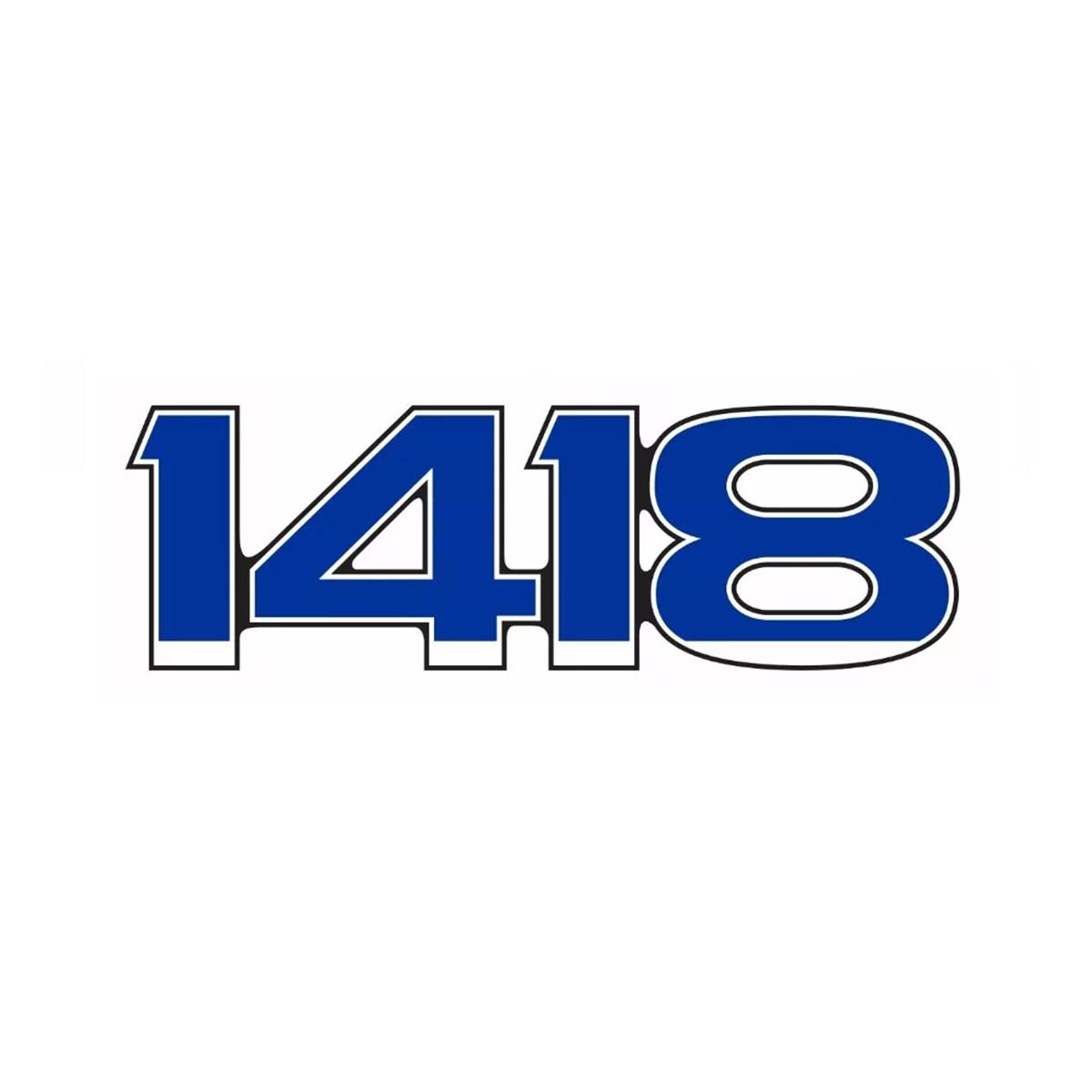 Emblema Ford Cargo 1418
