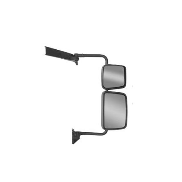 Espelho Retrovisor Volvo Vm Manual Com Desembaçador Com Suporte E Auxiliar