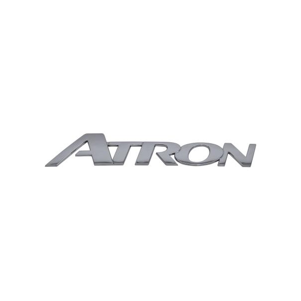 Emblema Mb Atron Cromado