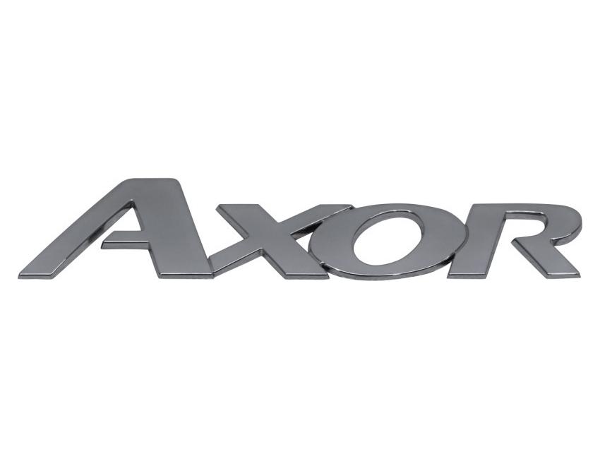 Emblema Mb Axor Cromado