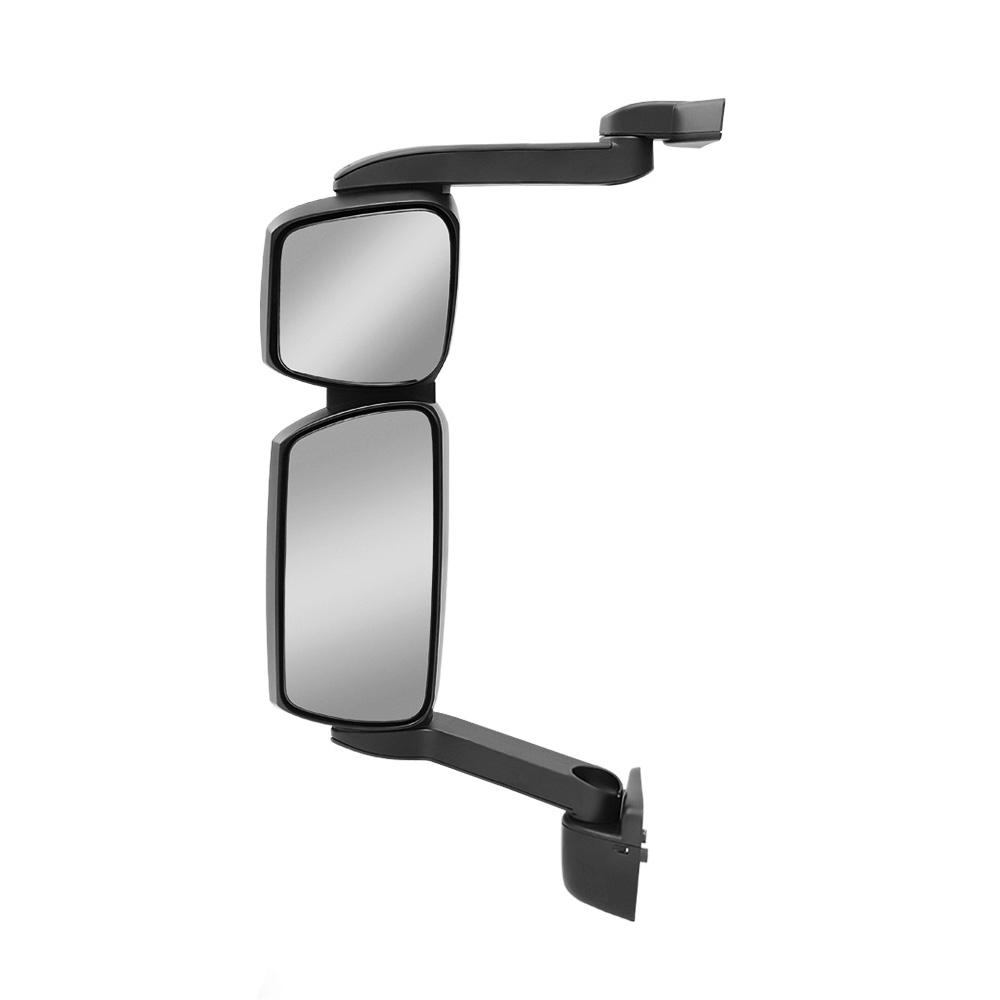 Espelho Retrovisor Iveco Tector Cursor Manual Com Desembaçador Com Suporte