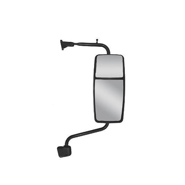 Espelho Retrovisor Vw Constellation 2012 Em Diante Manual Sem Desembaçador - Com Suporte