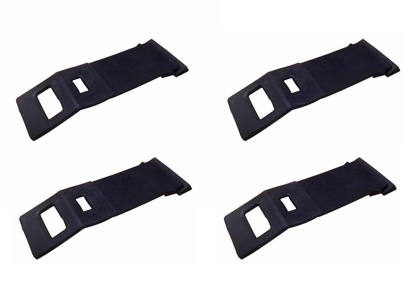Presilha Paralama Tração Mb Axor - Kit Com 4 Unidades