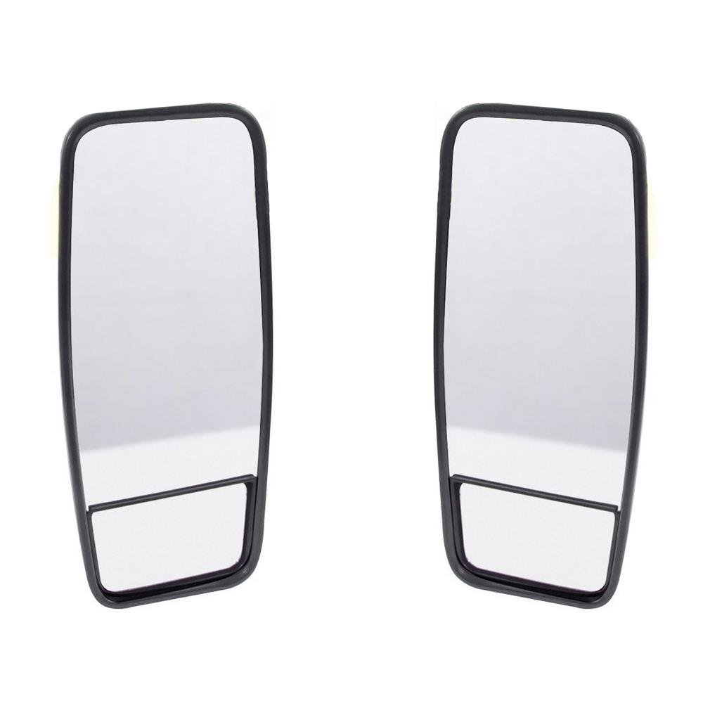 Espelho Retrovisor Mb 1214 1418 1618 1630 1935 Bipartido 42X20 Cm - Par